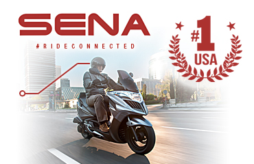 SENA #RIDECONNECTED
