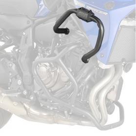 Defensas superiores en negro para Yamaha MT-07 Tracer (16-17) de GIVI