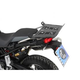 Parrilla para portaequipajes - negro sólo para bastidor trasero Touring original (paquete Touring especial) para BMW F 750 GS (2018-)