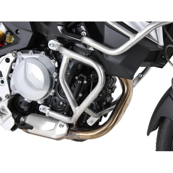 Barra de protección del motor - acero inoxidable para BMW F 750 GS (2018-)
