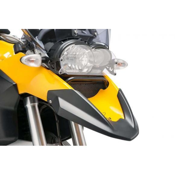 "Protector de faro PUIG para BMW R 1200 GS 04-12"" / R 1200 GS ADV 06-13"""