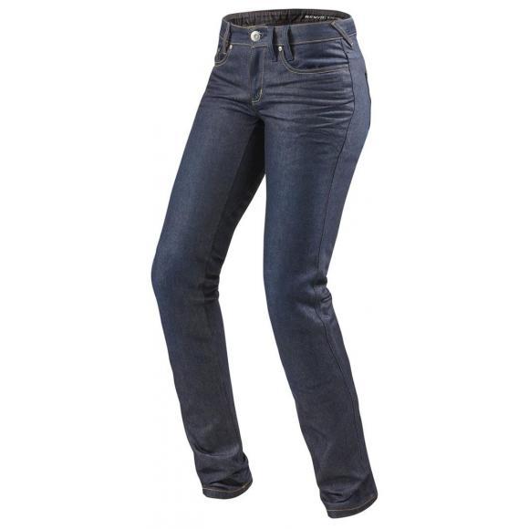 Pantalón Vaquero Moto Revit Madison 2 para mujer