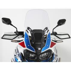 Protector para protegemanos en negro para Honda África Twin Adventure Sports CRF1000L