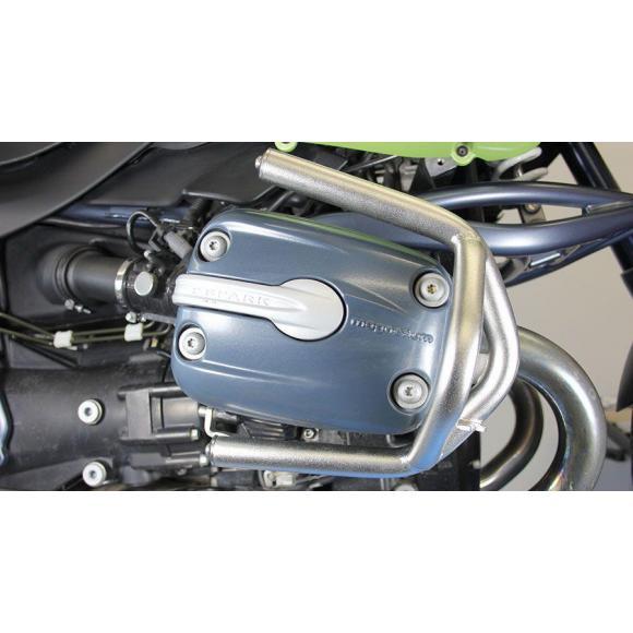 Defensas acero inoxidable para BMW R850R, R1100R & R1150R