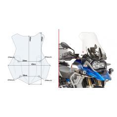 Cúpula transparente para BMW R1200GS / BMW R1250GS de GIVI