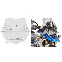 Cúpula Sport de Givi para BMW R1200GS LC/ LC Adv/ R1250GS LC/ LC Adv