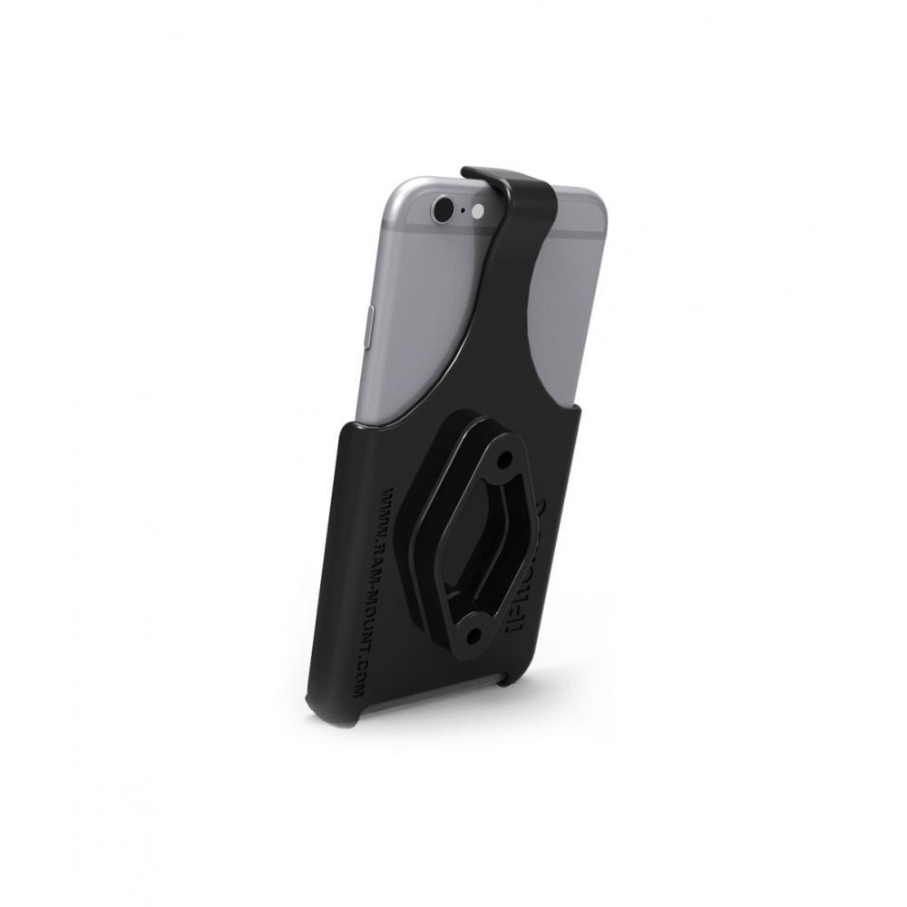 e432416e613 Soporte para iPhone 6 sin funda Ram Mount - Tienda MotoCenter Levante