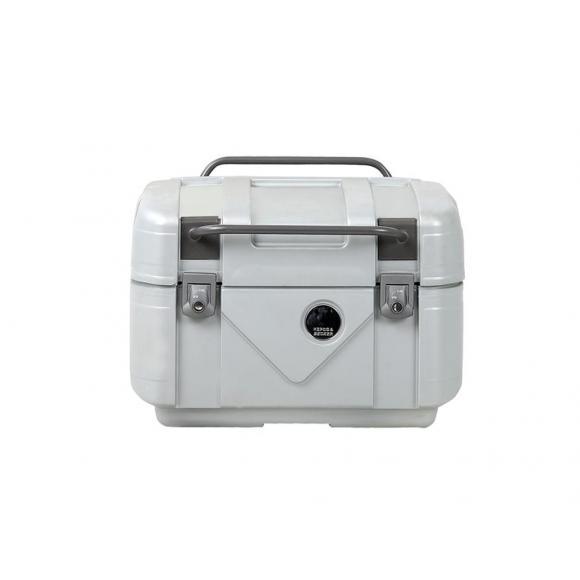 Top Case en plata GOBI (42 litros)