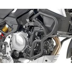 Barras de protección en negro para BMW F750GS / F850GS de GIVI