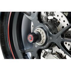 Protector de basculante PHB19 para BMW R1200GS LC de Puig