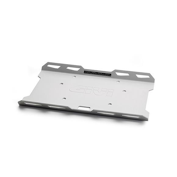 Portabolsa en aluminio anodizado GIVI EX2M
