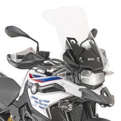 """Cúpula transparente GIVI para BMW F850GS / F750GS 18"""""""