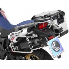 Caja de herramientas para el soporte lateral Cutout para Honda CRF1000L Africa Twin a partir de 2018
