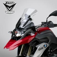 Cúpula Sport/Touring VStream con Revestimiento Quantum para BMW R1200GS/1250 GS/GSA