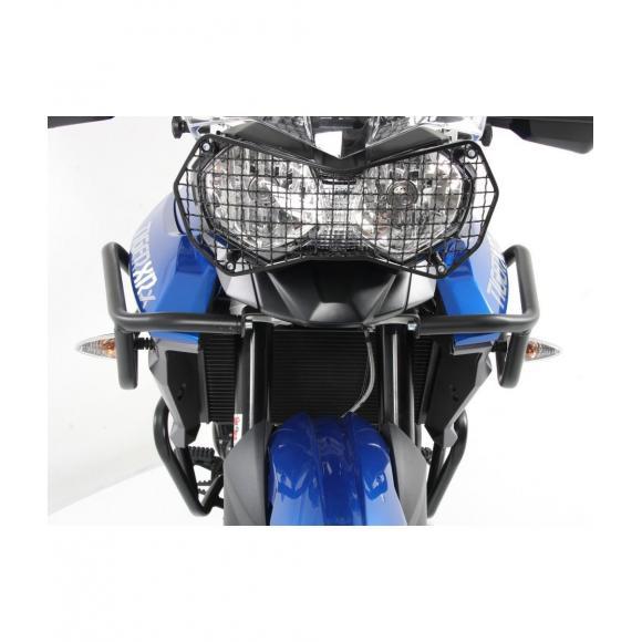 Protección de faros en negro para modelos Triumph Tiger 800XR/XRX 2015-