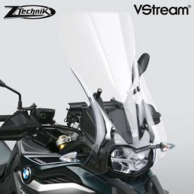 Pantalla ZTechnik VStream® Touring trasnparente para BMW® F850GS