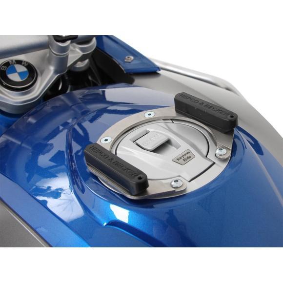 Anillo de depósito Lock-it para BMW F850GS (2018-) de Hepco & Becker
