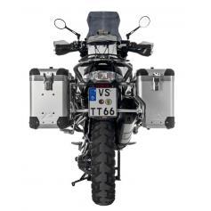 ZEGA Pro2 sistema especial anonizado en plata para BMW R1250GS/ R1250GS Adventure/R1200GS (LC) / R1200GS Adventure (LC)