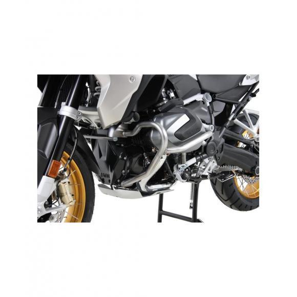 Refuerzo de la protección de motor para la BMW R1250GS de Hepco & Becker