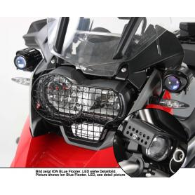 Flooter LED - Luces antiniebla para BMW R1250GS Adventure (2019-) de Hepco&Becker