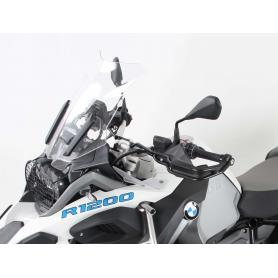 Guardamanos negro para BMW R1250GS Adventure (2019-) de Hepco&Becker