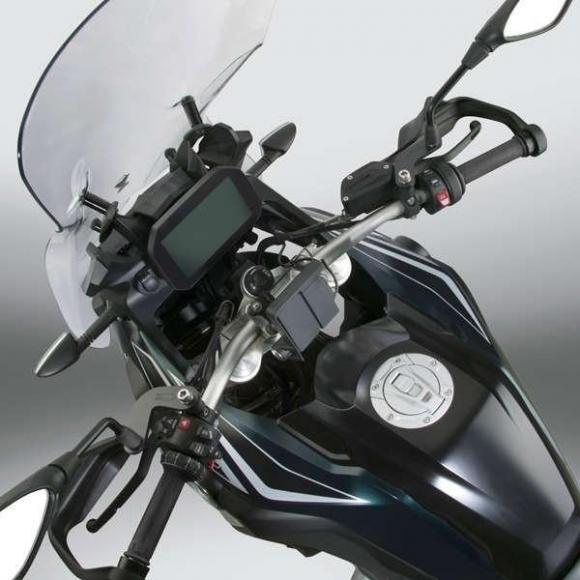 Extensores de espejo retrovisor ZTechnik® para BMW® F750 / 850GS