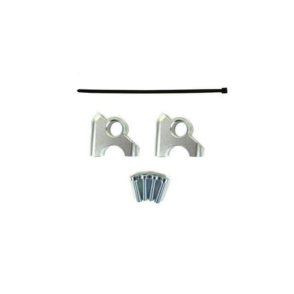 Elevador para manillar con desplazamiento para BMW R 1200 GS, LC (2013-) & R 1200 GS Adventure, LC (2014-)