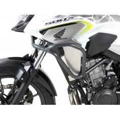 Barras de protección de depósito en color antracita para Honda CB500X (2019-)