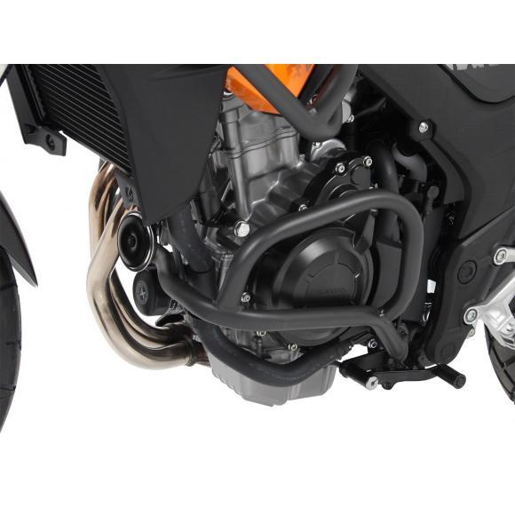 Barra protección motor incl. Placa de protección Honda CB650R (2019-) de Hepco&Becker