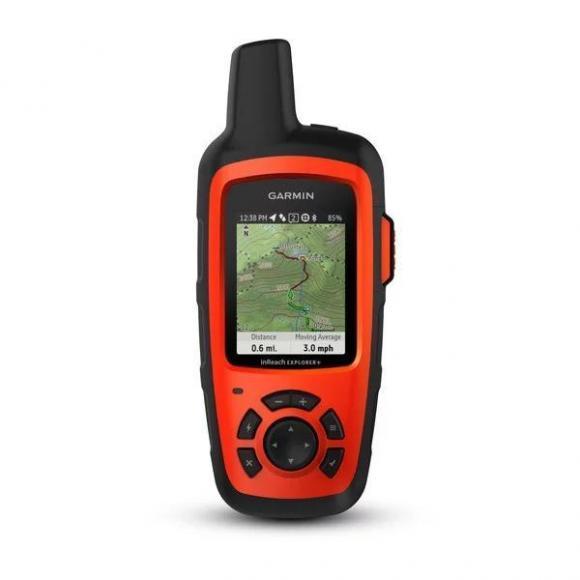 Garmin inReach® - Dispositivo de comunicación por satélite y navegador GPS