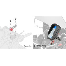 01VKIT Kit tornillería especifíco para soporte universal smartphone S903A de Givi