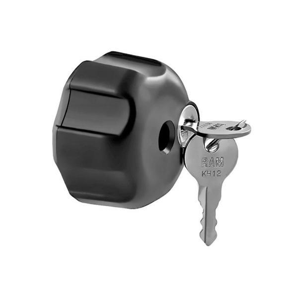 Cerradura llave brazos serie B de Ram Mount
