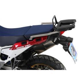 Parrilla para TopCase Alurack en negro para Honda África Twin Adventure Sports CRF1000L