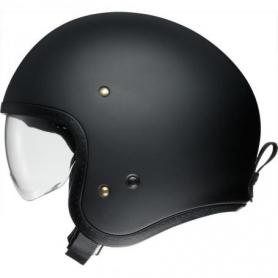 Casco Jet SHOEI J.O Negro Mate