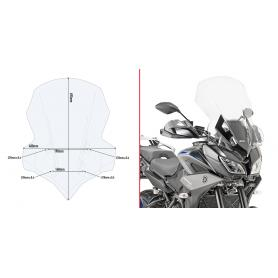 Cúpula Givi para Yamaha Tracer 900 / 900GT