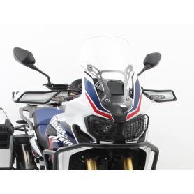 Protector de manos en negro Honda CRF1000L Africa Twin from 2018