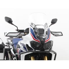 Protegemanos negro para Honda CRF1000L Africa Twin desde 2018