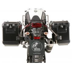 Sistema de maletas laterales Xplorer Cutout para Yamaha Ténéré 700 (2019-)