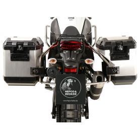 Juego de soportes laterales con cajas Xplorer para Yamaha Tenere 700 (2019-)