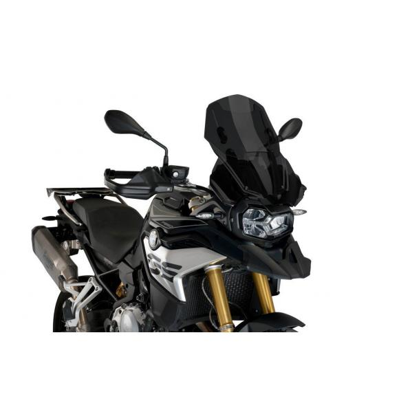 Cúpula Touring-racing regulable para BMW F850 GS de PUIG