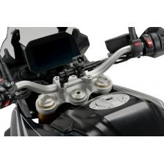 Soporte a la base del manillar para la fijación de móviles para BMW F 850 GS de PUIG