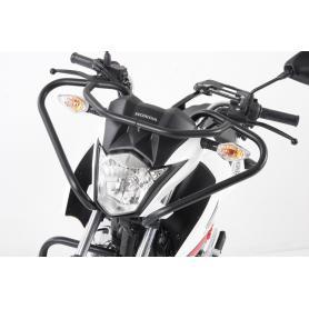Protecciones de manillar en color negro para Honda CB 125 F (2015-)
