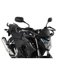 Defensas de manillar en color antracita para Honda CB 500 F (2013-2015)