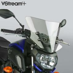 Cúpula Sport -Tour VStream+ para Yamaha MT-07