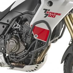 Barras de protección de motor Yamaha Ténéré 700 de Givi