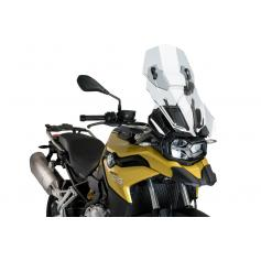Cúpula Touring-racing regulable para BMW F750 GS de PUIG
