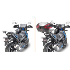 Adaptador traseropara maleta MONOKEY® o MONOLOCK® para Suzuki GSX S750 (17-19) de GIVI