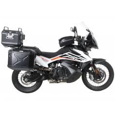 Soporte lateral en color negro para KTM 790 Adventure / R (2019-)