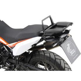 Soporte trasero estilo Alurack en color negro para KTM 790 Adventure (2019-)