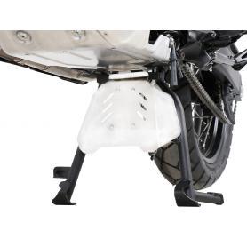 Placa protectora del caballete central en aluminio para Honda CRF 1100L Africa Twin (2019-) de Hepco-Becker